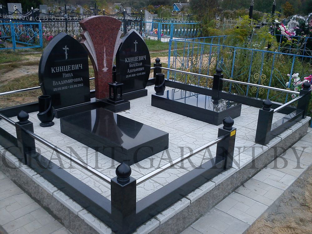 Бюджетные памятники на могилу и оградки в новокузнецке цены на памятники казань липецке